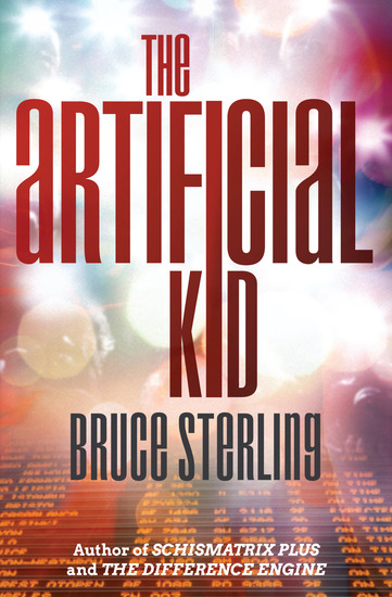The Artificial Kid - cover