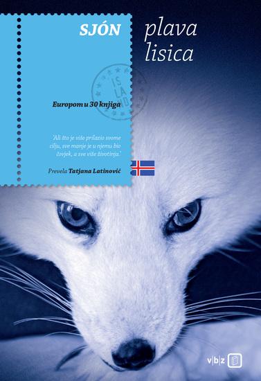 Plava lisica - cover