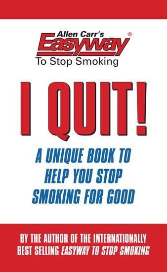 I Quit! - cover