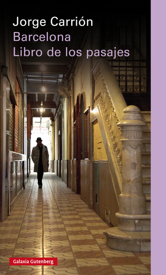 Barcelona El libro de los pasajes - cover