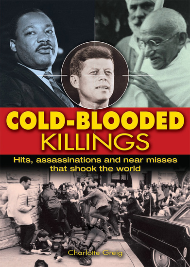 Cold-Blooded Killings - cover