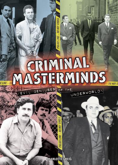 Criminal Masterminds - cover