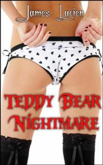 Teddy Bear Nightmare - cover