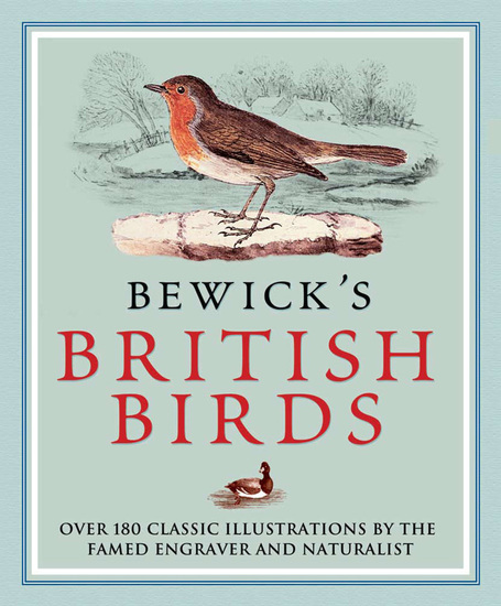 Bewick's British Birds - cover