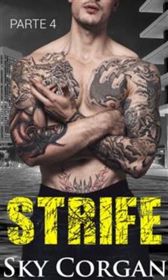 Strife: Parte Quatro - cover