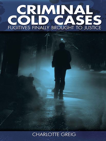 Criminal Cold Cases - cover