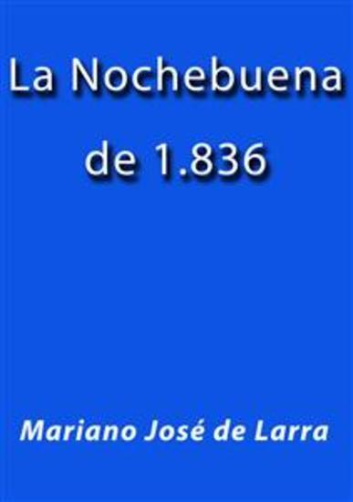 La Nochebuena de 1836 - cover