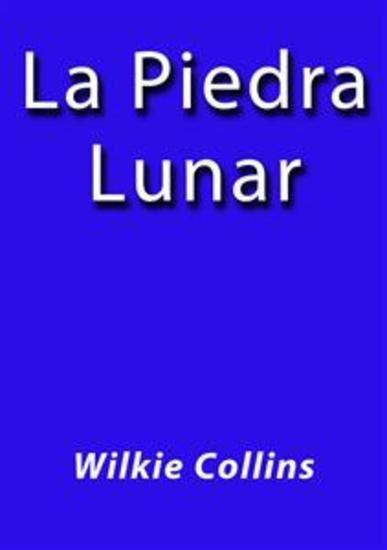 La piedra lunar - cover