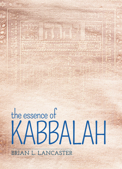 The Essence of Kabbalah - cover