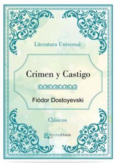 Crimen y Castigo - cover