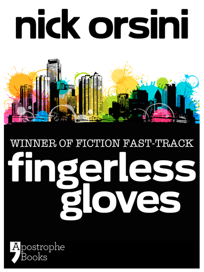 Fingerless Gloves - A Story About Best Friends And Mistakes - cover