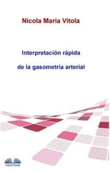 Interpretación rápida de la gasometría arterial - Gasometría arterial en 4 pasos - cover