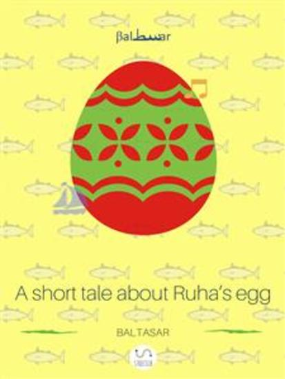 Short tale about Ruha's Egg - cover