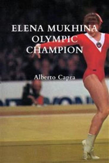 Elena Mukhina Olympic Champion - cover
