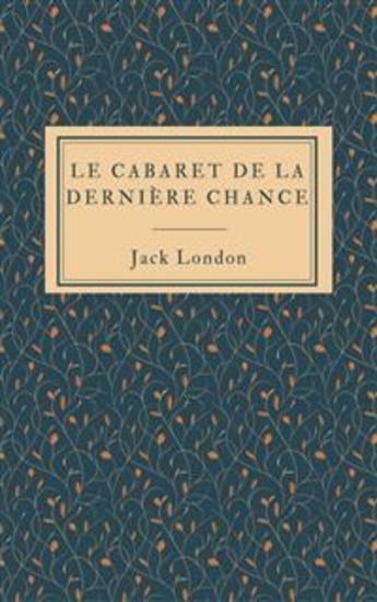 Le cabaret de la Dernière Chance - cover