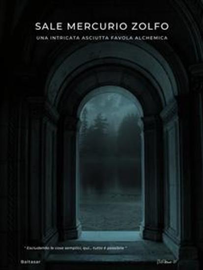 sale mercurio zolfo (una favola alchemica) - cover