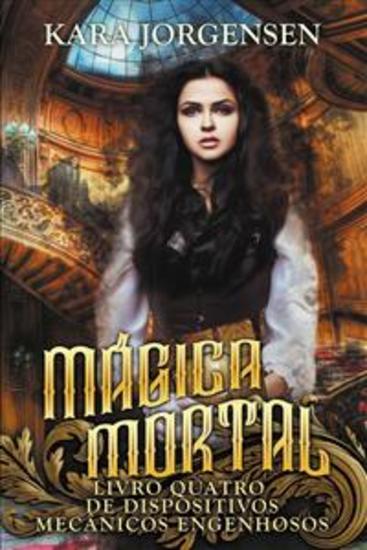 Mágica Mortal - cover