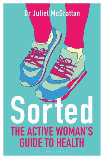 Sorted: The Active Woman's Guide to Health - cover