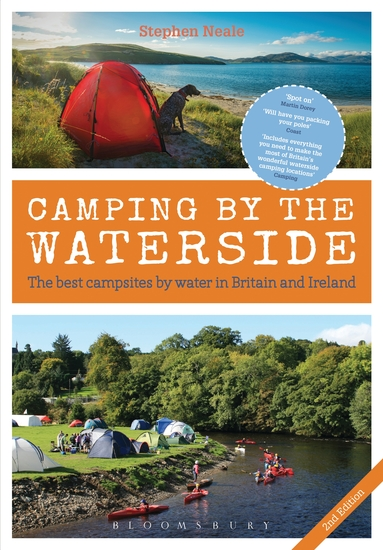 Camping by the Waterside - The Best Campsites by Water in Britain and Ireland: 2nd edition - cover