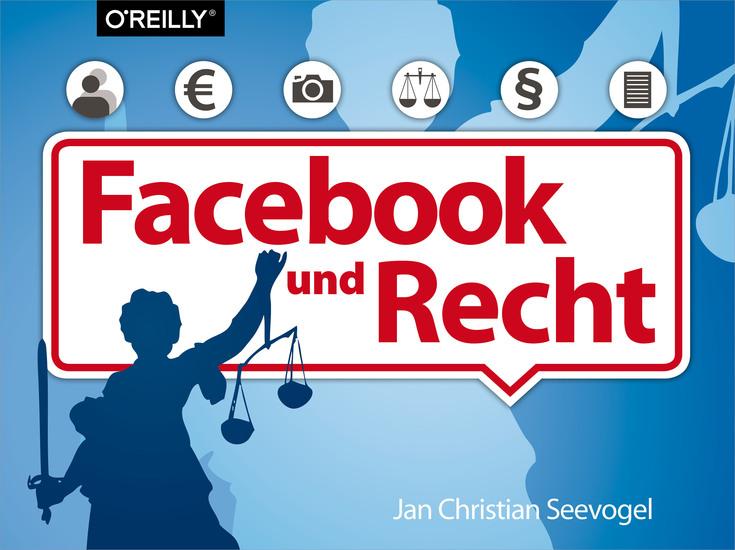 Das Buch zu Facebook und Recht - cover