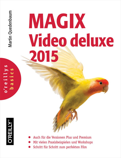 MAGIX Video deluxe 2015 - cover