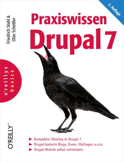 Praxiswissen Drupal 7 - cover