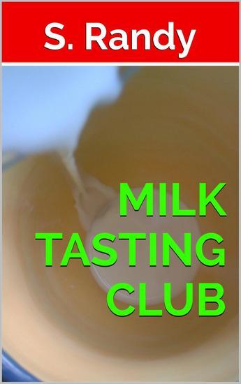 Milk Tasting Club - cover