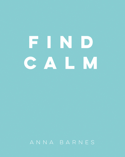 Find Calm - cover