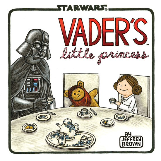 Vader's Little Princess - cover