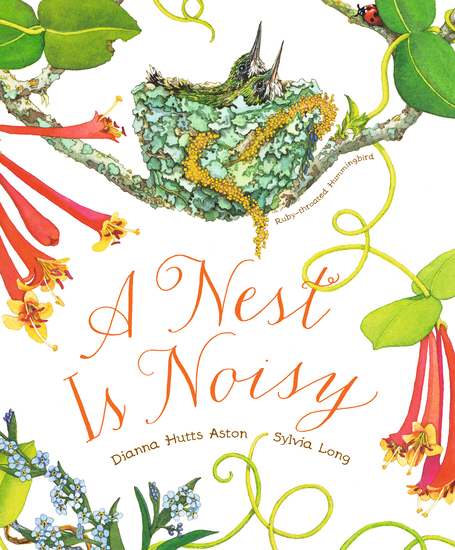 A Nest Is Noisy - cover