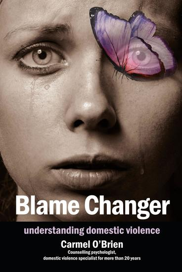 Blame Changer - Understanding domestic violence - cover