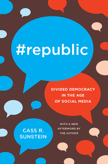 #Republic - Divided Democracy in the Age of Social Media - cover