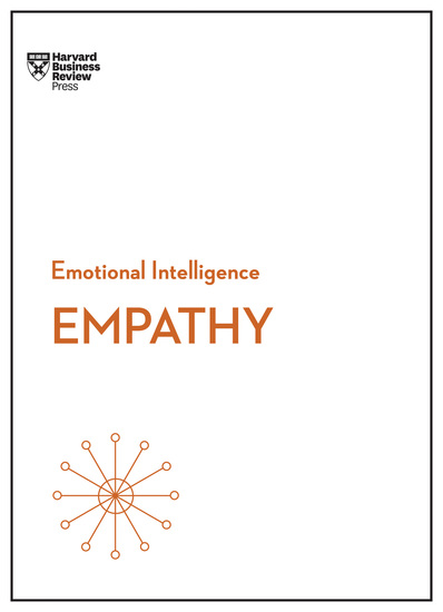 Empathy (HBR Emotional Intelligence Series) - cover