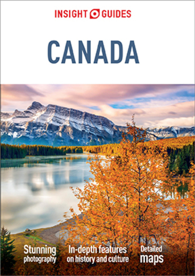 Insight Guides Canada (Travel Guide eBook) - cover