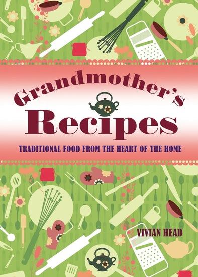 Grandmother's Recipes - cover