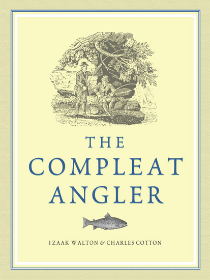 The Compleat Angler - cover
