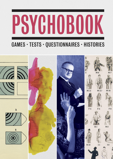 Psychobook - Games Tests Questionnaires Histories - cover