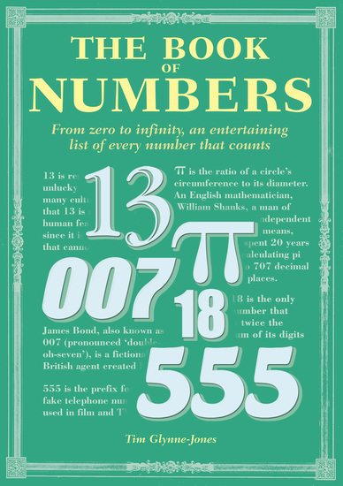 The Book of Numbers - cover