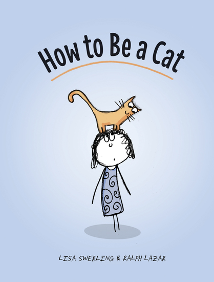 How to Be a Cat - cover