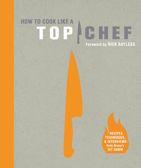 How to Cook Like a Top Chef - cover