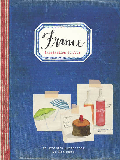 France: Inspiration du Jour - cover
