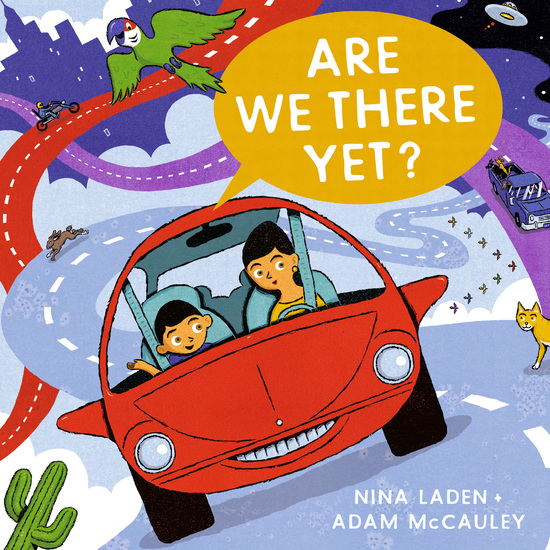Are We There Yet? - cover