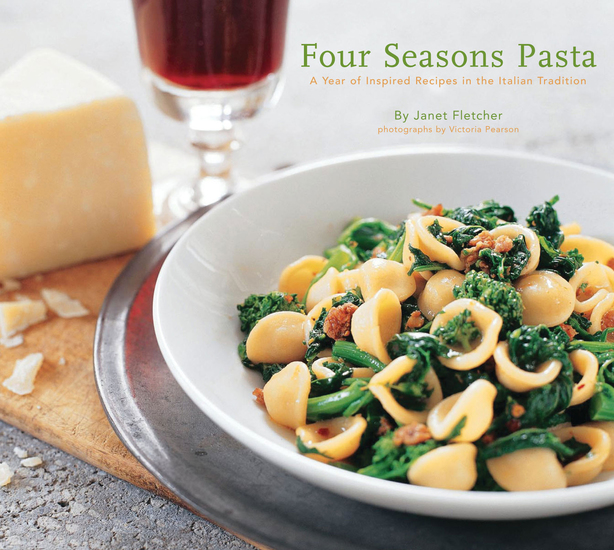 Four Seasons Pasta - A Year of Inspired Recipes in the Italian Tradition - cover