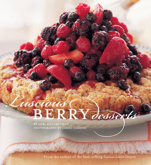 Luscious Berry Desserts - cover