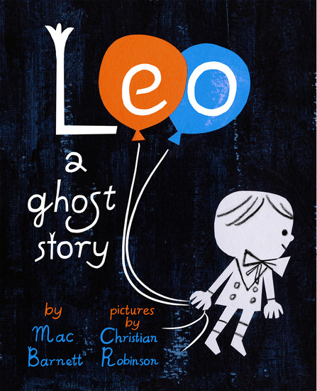 Leo - A Ghost Story - cover