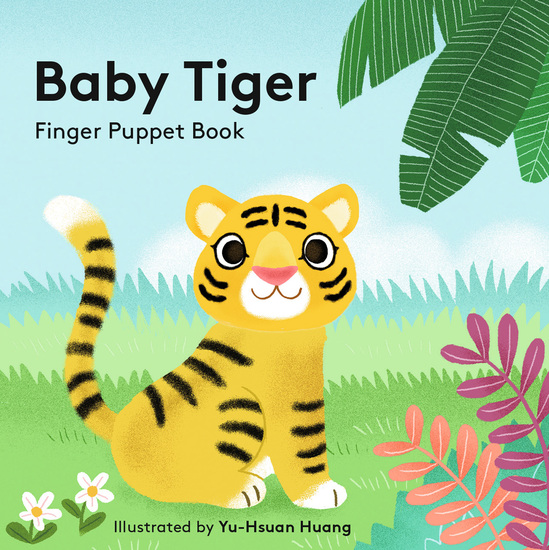Baby Tiger - cover