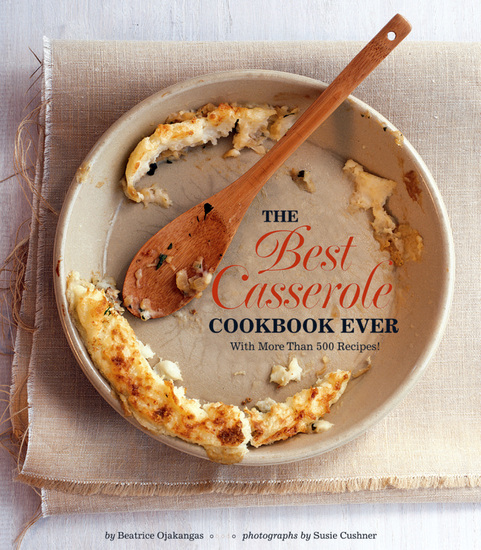 The Best Casserole Cookbook Ever - cover