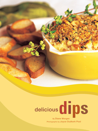Delicious Dips - cover
