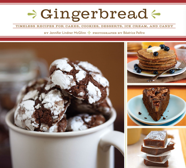 Gingerbread - cover