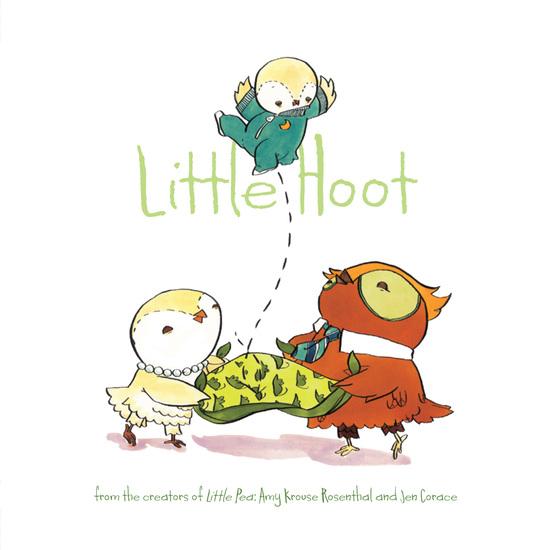 Little Hoot - cover